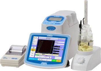 MKC-710S. Автоматический кулонометрический титратор по Карлу Фишеру  запросить стоимость