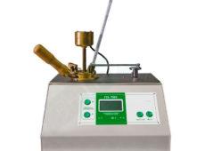 ПЭ-ТВЗ , Полуавтоматический анализатор температуры вспышки в закрытом тигле метод Пенски-Мартенса  запросить стоимость
