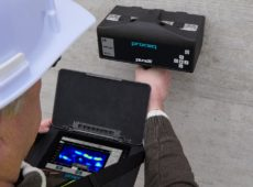 Ультразвуковой томограф бетона Pundit 250 Array  запросить стоимость