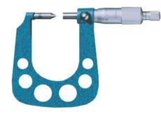 Микрометр отраслевой для контроля глубины канавок на тормозных дисках (М04)  запросить стоимость