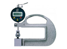 Толщиномер индикаторный с роликом цифровой (ТИСРЦ)  запросить стоимость