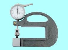 Толщиномер индикаторный с роликом (ТИСР)  запросить стоимость