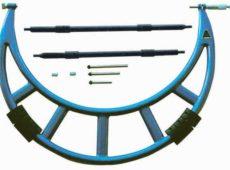 Микрометр отраслевой для измерения наружного диаметра труб (М09)  запросить стоимость