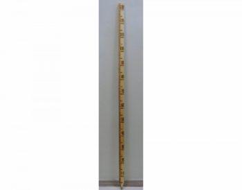 Рейка снегомерная стационарная деревянная М-104  запросить стоимость