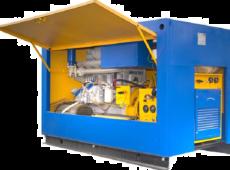 Сварочный агрегат Уралтермосвар АДД-2Х2501 на раме (Д-144)  запросить стоимость