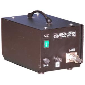 Блок питания для подогревателя газа БП-36-100 (ВРТ)