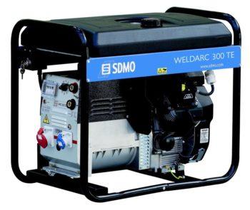 Сварочный агрегат Weldarc 300 TE XL C (бензин SDMO)  запросить стоимость