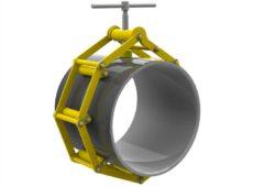 Центратор ЦНЭ 37-42 (ф труб 377-426 мм)  запросить стоимость