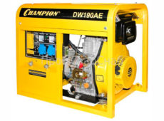Сварочный агрегат DW190 AE (дизель CHAMPION)  запросить стоимость