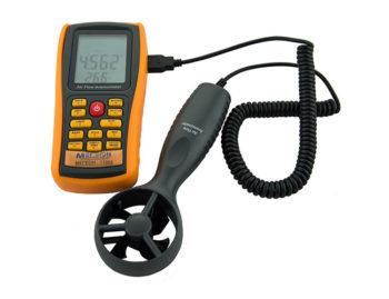 Термоанемометр с выносным датчиком МЕГЕОН 11005  запросить стоимость