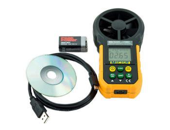 Анемометр с USB интерфейсом МЕГЕОН 11007  запросить стоимость
