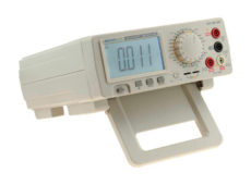 Мультиметр настольный с ручным выбором диапазона МЕГЕОН 22130  запросить стоимость