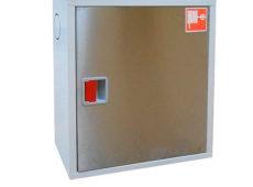 Шкаф пожарный из нержавеющей стали ШПК-310НЗ (навесной закрытый)  запросить стоимость