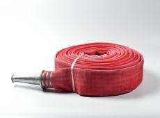 Рукав пожарный Латексированный с головкой и стволом - 20 м  запросить стоимость