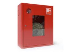 Шкаф пожарный Пульс ШПК-310НОК (навесной открытый красный)  запросить стоимость