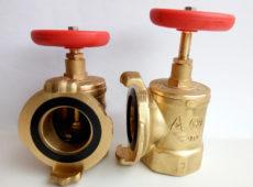 Клапан пожарный латунный КПАЛ угловой 90° (муфта-цапка) 51 мм  запросить стоимость