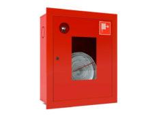 Шкаф пожарный Пульс ШПК-310ВОК (встраиваемый открытый красный)  запросить стоимость