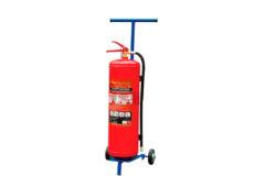 Огнетушитель воздушно-эмульсионный ОВЭ-10 (на тележке)  запросить стоимость