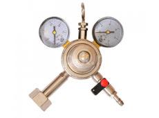 Редуктор углекислотный УРП-4-4ДМ (с краном)  запросить стоимость