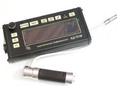 Низкочастотный акустический дефектоскоп АД-701М  запросить стоимость