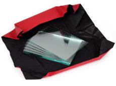 Стандартные стеклянные пластины для испытаний 80x240x1,8 мм - 10 шт.  запросить стоимость