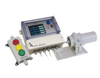 Комплекс технических средств для построения систем радиационного контроля «Фрегат»  запросить стоимость