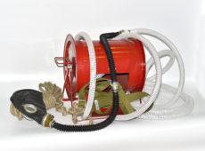 Противогаз шланговый ПШ-20 ЭРВ (с электроручной воздуходувкой)  запросить стоимость