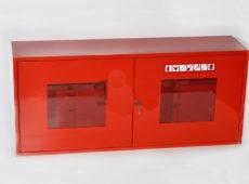 Щит пожарный закрытый с окном ЩПЗ-О Престиж (без комплектующих)  запросить стоимость
