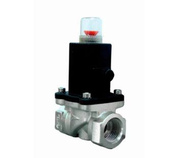 Клапан газовый КЗЭДУГ-А запорный электромагнитный с дистанционным управлением  запросить стоимость