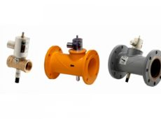 Клапан запорный газовый с электромагнитным приводом КЗГЭМ  запросить стоимость