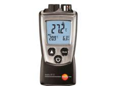Testo 810 - 2-х канальный прибор измерения температуры с ИК-термометром  запросить стоимость
