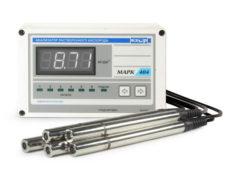 Анализатор растворенного кислорода МАРК-404  запросить стоимость