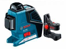 Линейный лазерный нивелир  GLL 3-80 Professional  запросить стоимость