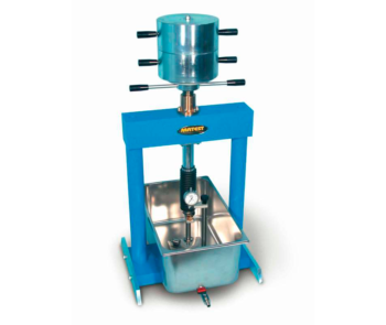 Прибор для испытания глубины вдавливания штампа B059-10  запросить стоимость