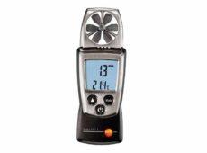 Testo 410-2 - Карманный анемометр с крыльчаткой и сенсором влажности Testo  запросить стоимость