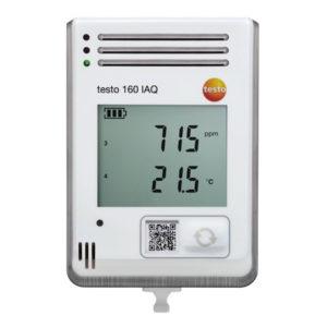 Комбинированные измерители Testo 160 IAQ внесены в Государственный реестр СИ  запросить стоимость
