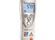 Testo 112 - 1-канальный калибруемый термометр  запросить стоимость