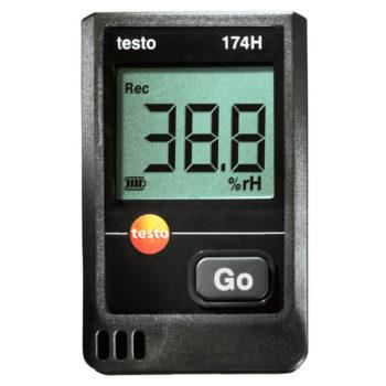 Комплект testo 174 H - Мини-логгер данных температуры и влажности  запросить стоимость