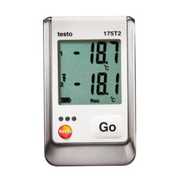 Testo 175 T2 - 2-х канальный логгер данных температуры  запросить стоимость