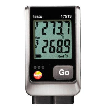 Testo 175 T3 - 2-канальный логгер данных температуры  запросить стоимость