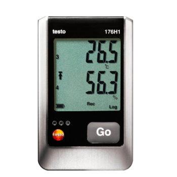 Testo 176 H1 - 4-канальный логгер данных температуры и влажности  запросить стоимость