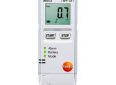 Testo 184 G1 - Логгер данных вибрации, влажности и температуры для мониторинга при транспортировке  запросить стоимость