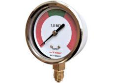 Специальные манометры индикаторы давления  запросить стоимость