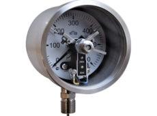 Электроконтактные манометры взрывозащищённые для малых давлений РВExdI Х, 1ExdIIBT4 Х  запросить стоимость