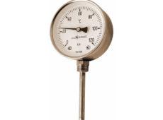 Термометры биметаллические, технические, коррозионностойкие, резьбовые  запросить стоимость