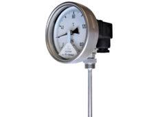 Термометры химические биметаллические (для нефтехимических производств)  запросить стоимость