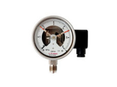 Электроконтактные манометры с магнитомеханическими контактами виброустойчивые (Ву)  запросить стоимость