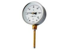 Термометры биметаллические, технические, промышленные, резьбовые  запросить стоимость