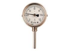 Термометры биметаллические, технические, коррозионностойкие, без резьбовые  запросить стоимость