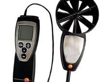 Анемометр с выносной крыльчаткой большого диаметра Testo 417-2  запросить стоимость